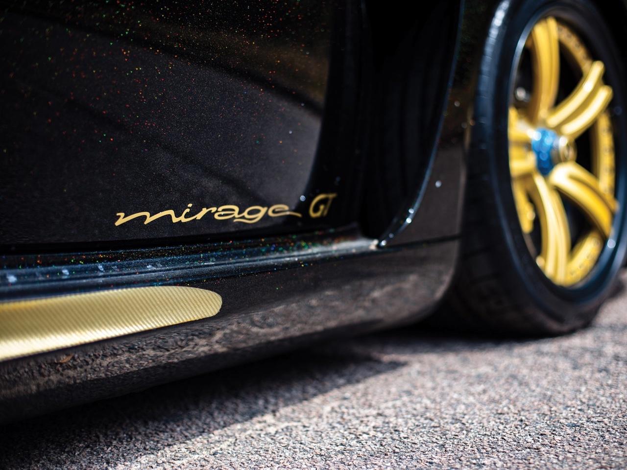 Porsche Carrera GT -> Gemballa Mirage GT Gold Edition : La caisse à Samuel ! 3
