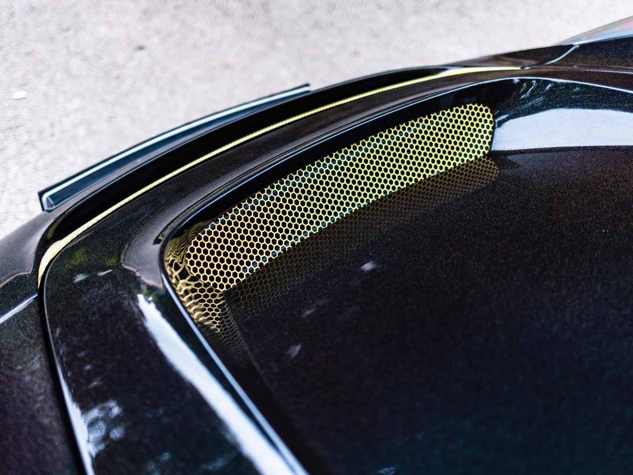 Porsche Carrera GT -> Gemballa Mirage GT Gold Edition : La caisse à Samuel ! 9