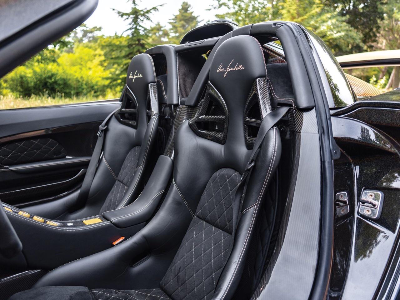 Porsche Carrera GT -> Gemballa Mirage GT Gold Edition : La caisse à Samuel ! 15
