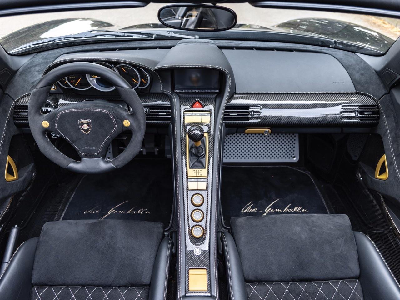 Porsche Carrera GT -> Gemballa Mirage GT Gold Edition : La caisse à Samuel ! 16