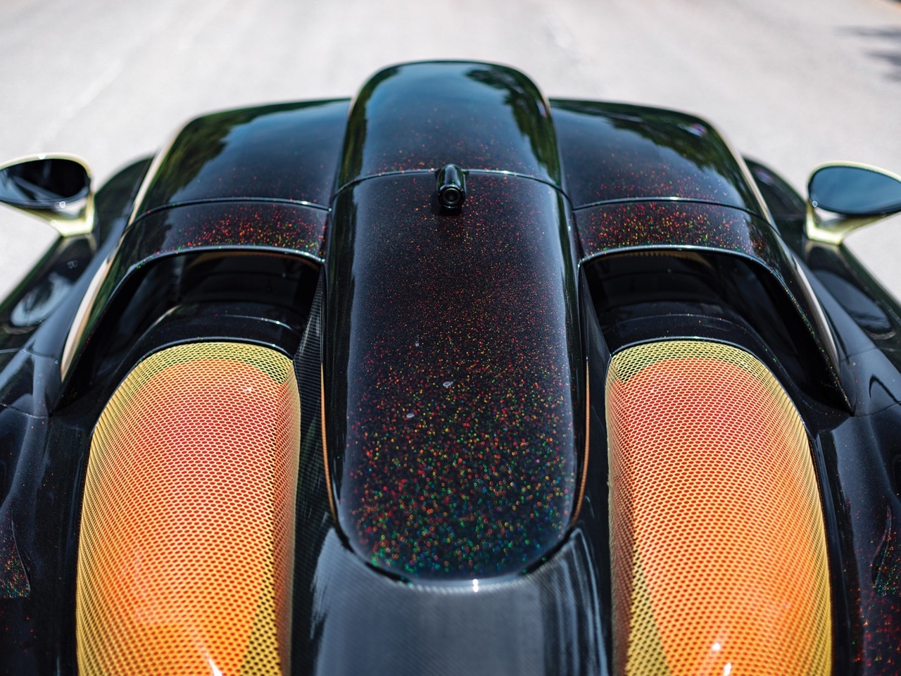 Porsche Carrera GT -> Gemballa Mirage GT Gold Edition : La caisse à Samuel ! 11