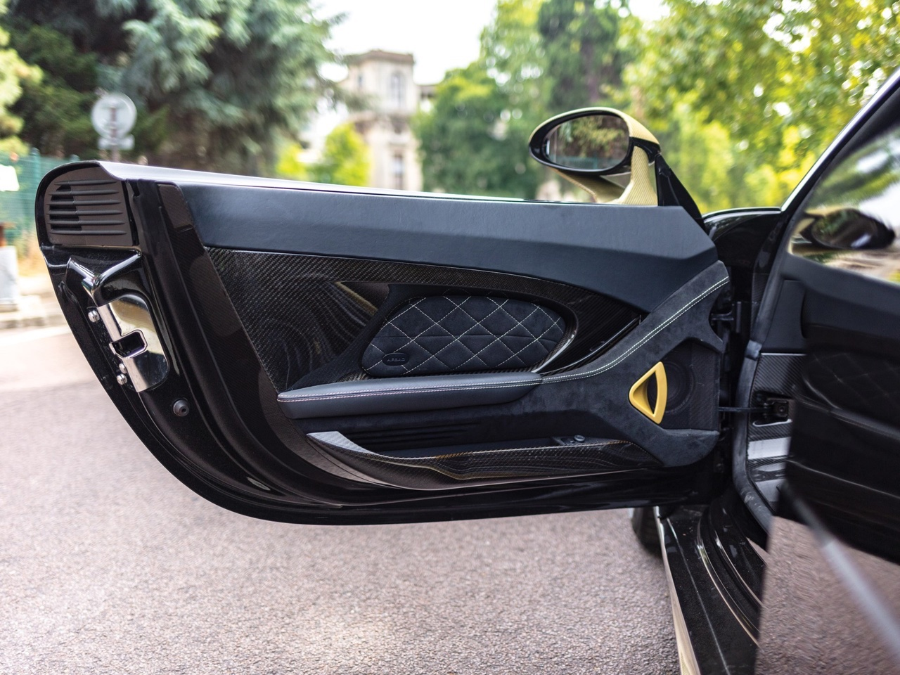 Porsche Carrera GT -> Gemballa Mirage GT Gold Edition : La caisse à Samuel ! 18