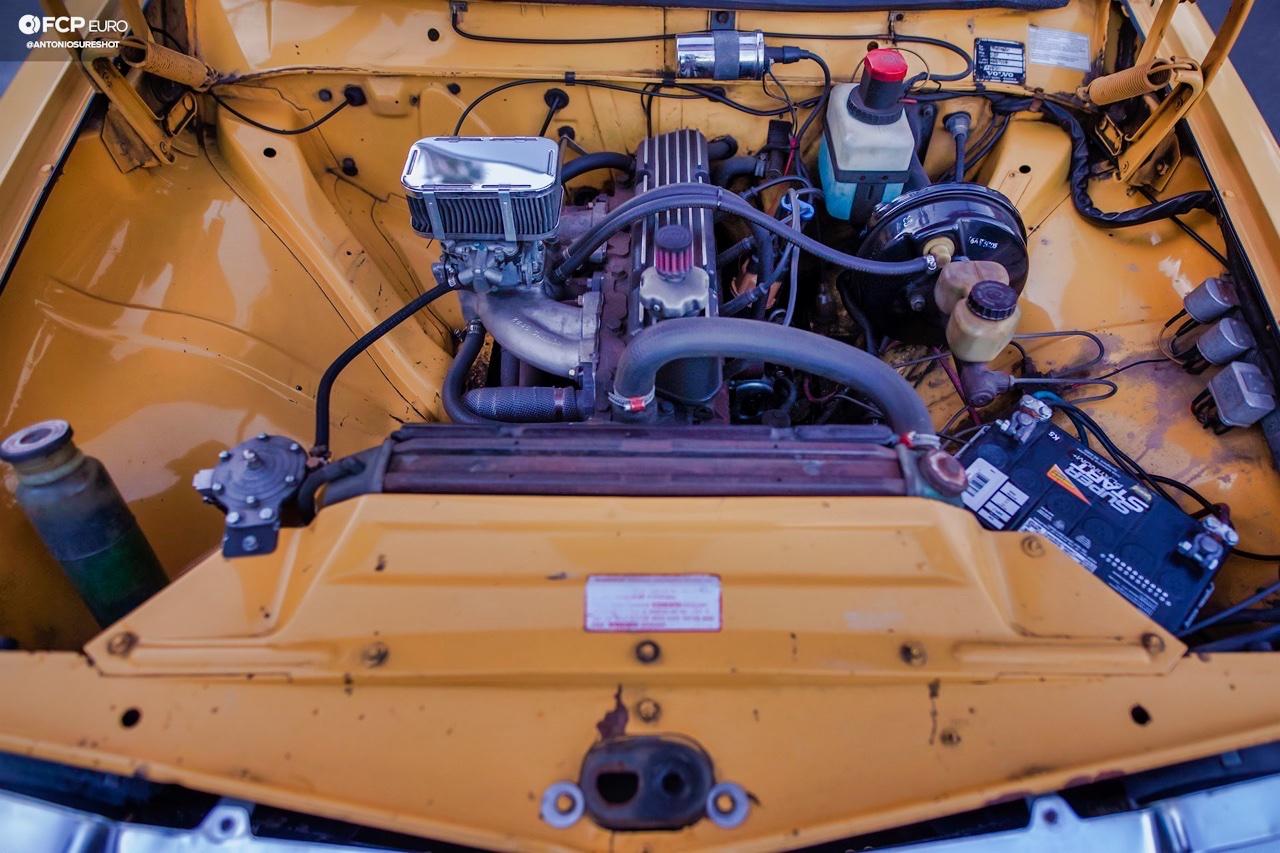 '72 Volvo 140 S - Même une brique peut être cool ! 13