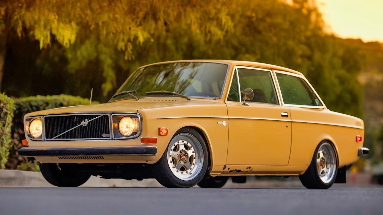 '72 Volvo 140 S - Même une brique peut être cool ! 4