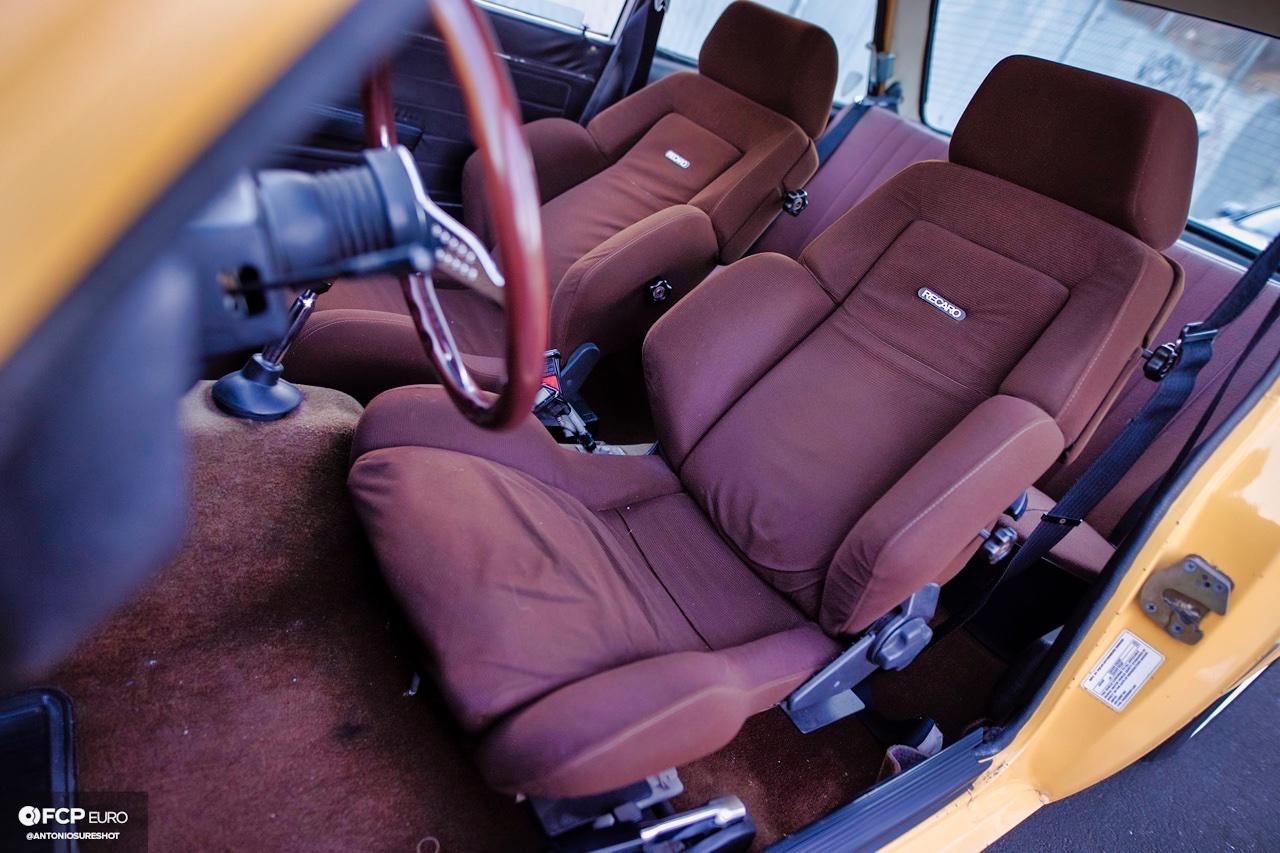 '72 Volvo 140 S - Même une brique peut être cool ! 10