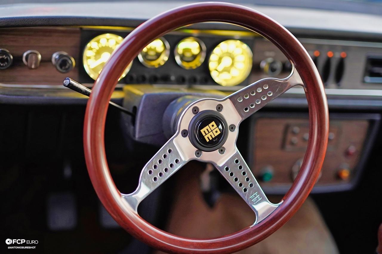 '72 Volvo 140 S - Même une brique peut être cool ! 11