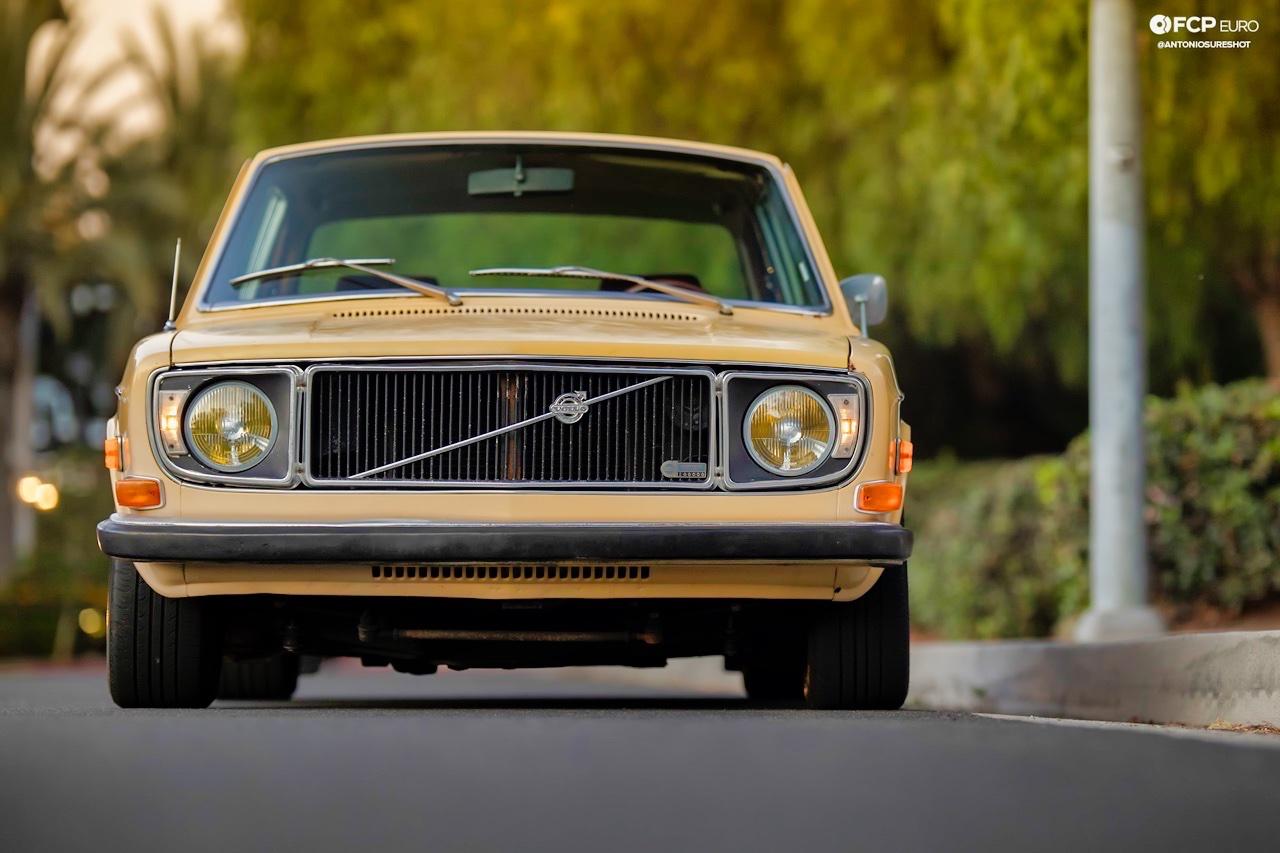 '72 Volvo 140 S - Même une brique peut être cool ! 14