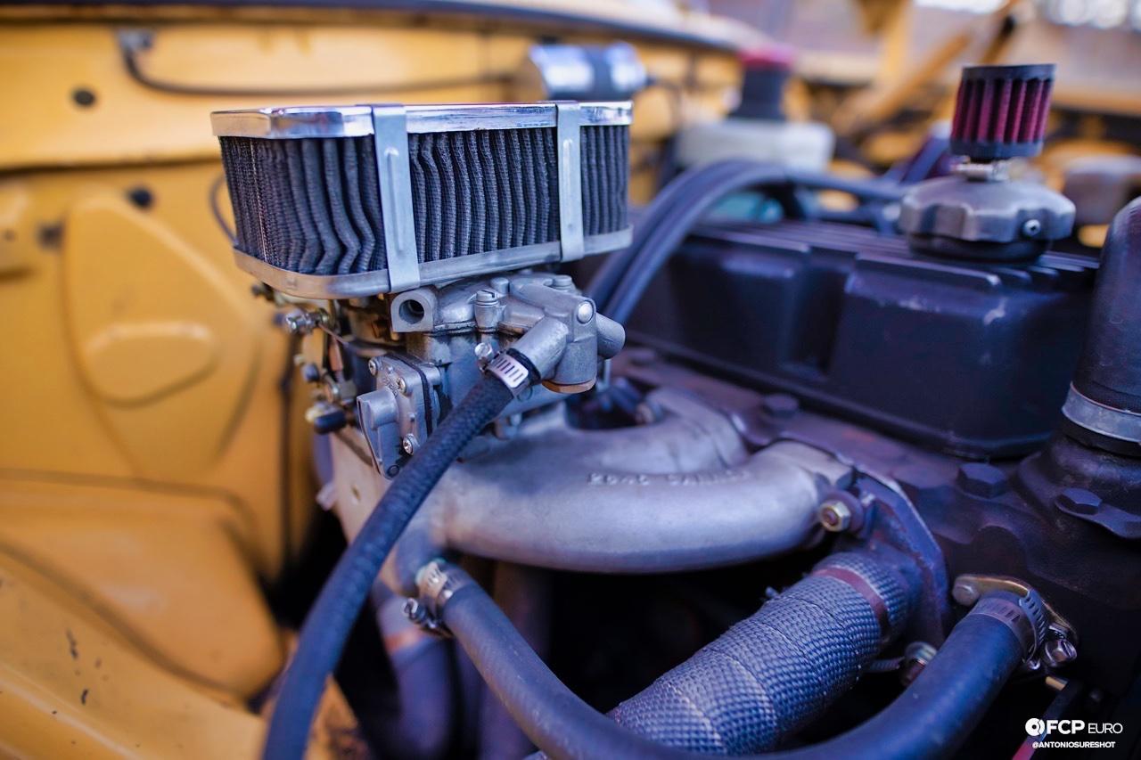 '72 Volvo 140 S - Même une brique peut être cool ! 12