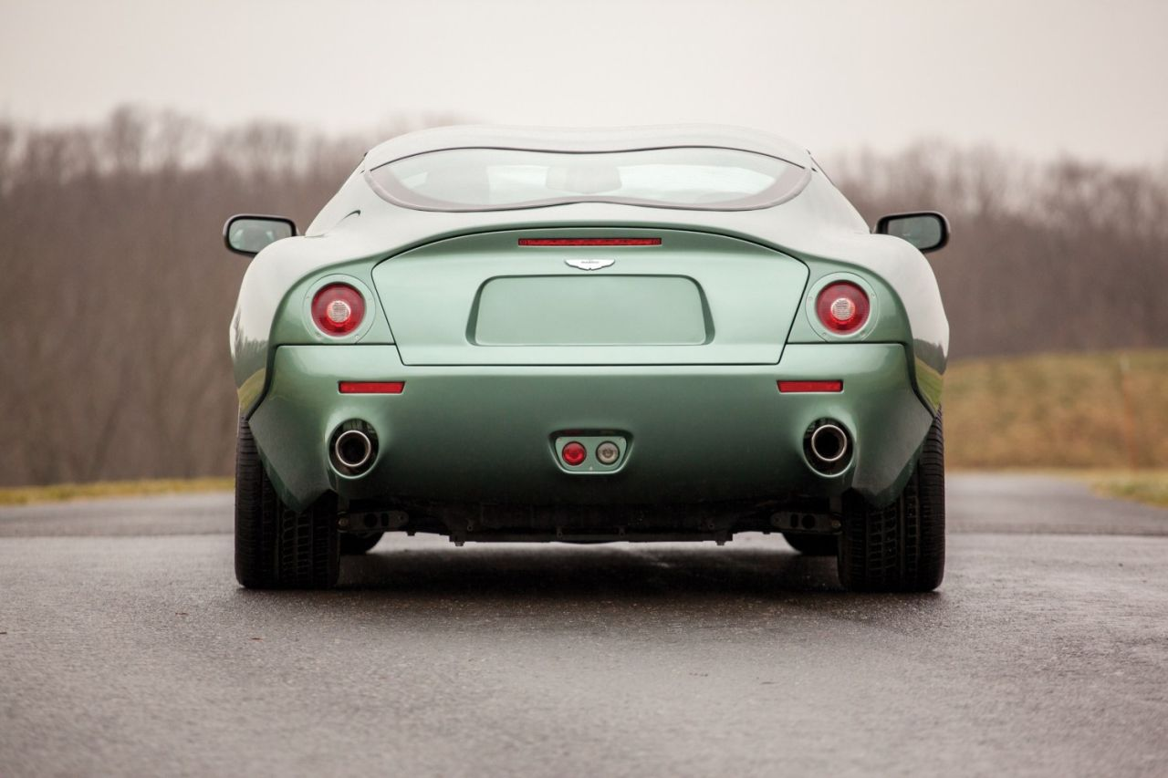 Aston Martin DB7 Zagato - L'autre DB7 ! 38