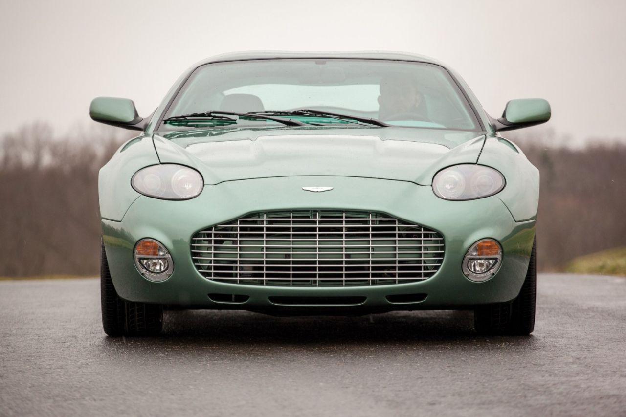 Aston Martin DB7 Zagato - L'autre DB7 ! 33