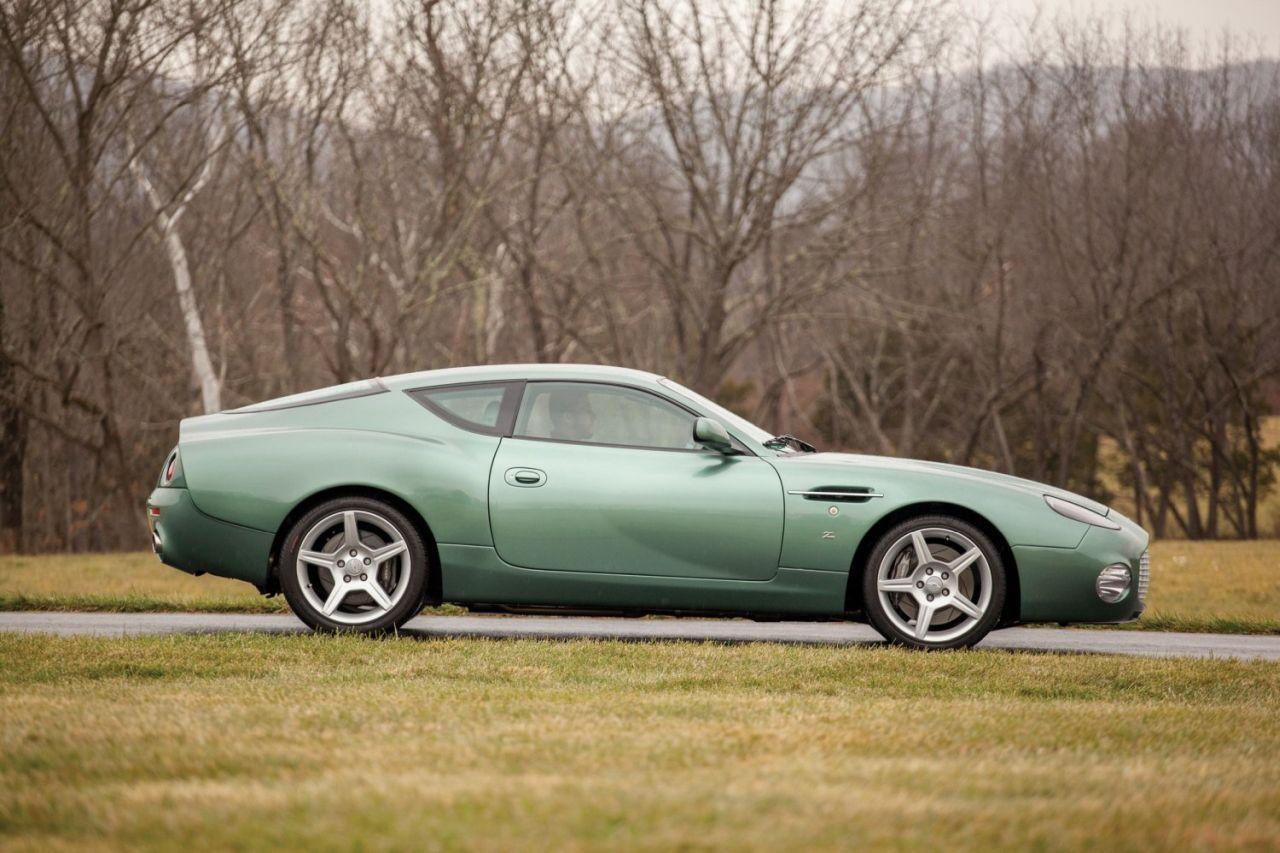 Aston Martin DB7 Zagato - L'autre DB7 ! 30