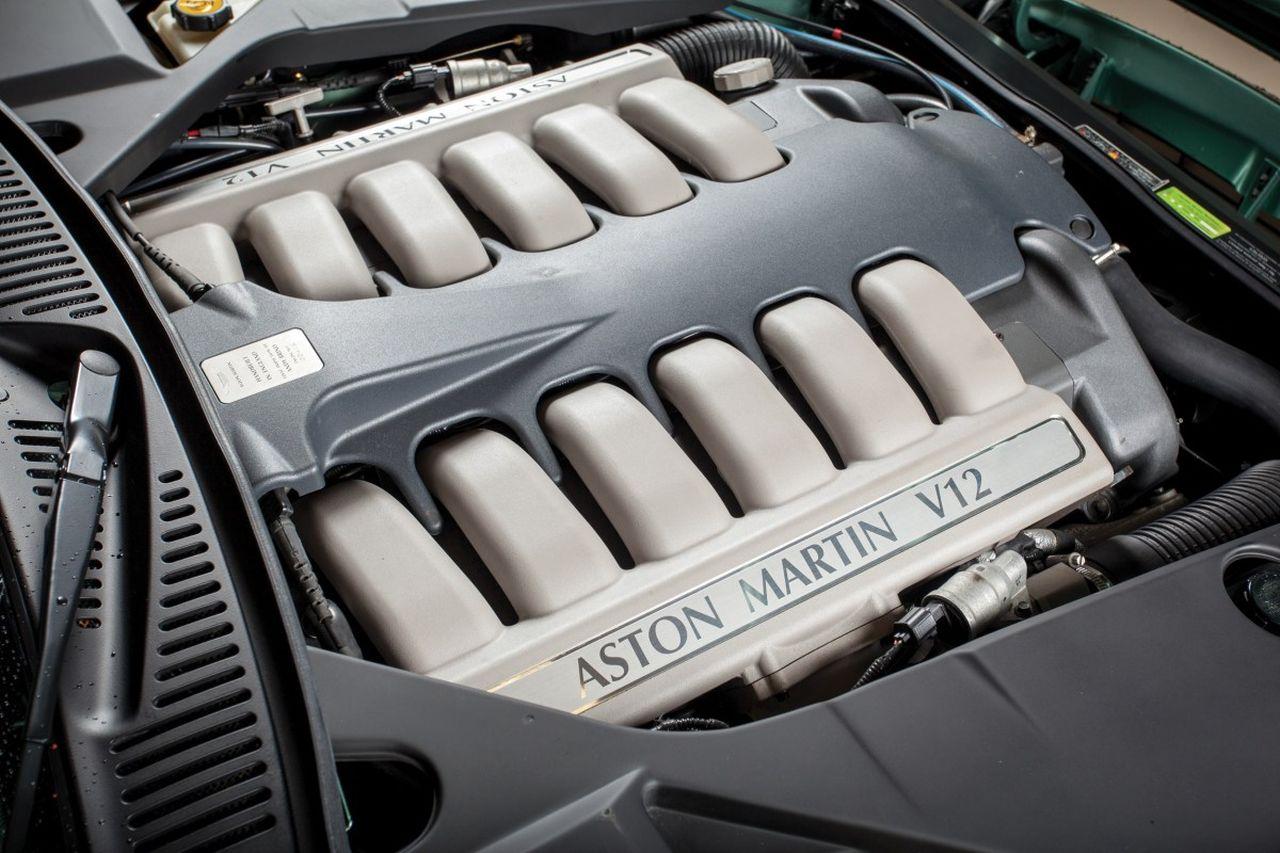 Aston Martin DB7 Zagato - L'autre DB7 ! 35
