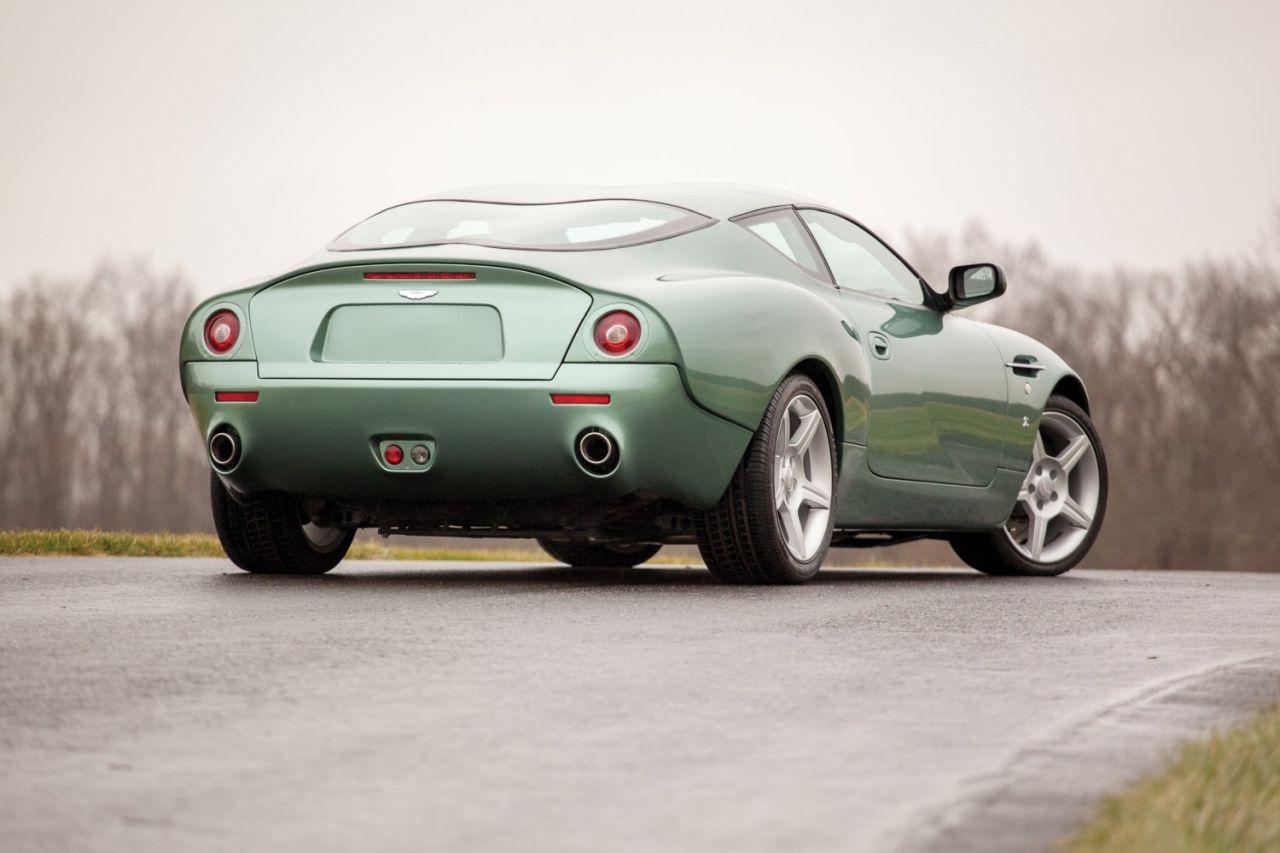 Aston Martin DB7 Zagato - L'autre DB7 ! 28
