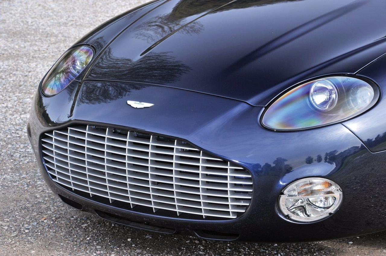 Aston Martin DB7 Zagato - L'autre DB7 ! 29