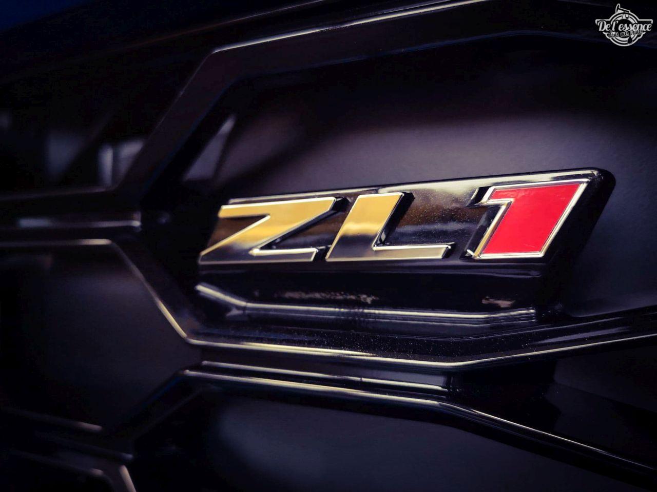 Chevrolet Camaro ZL1 2019 - Elle va vous bouffer ! 1
