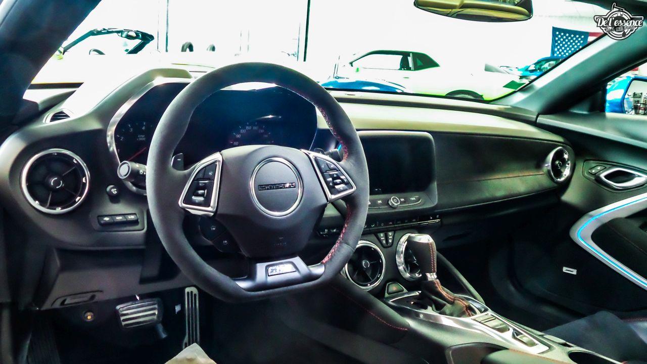 Chevrolet Camaro ZL1 2019 - Elle va vous bouffer ! 8