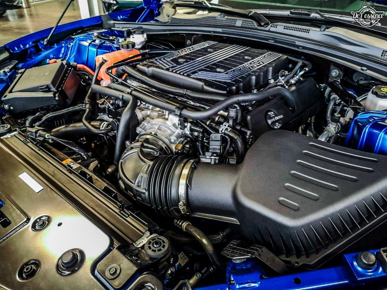 Chevrolet Camaro ZL1 2019 - Elle va vous bouffer ! 9