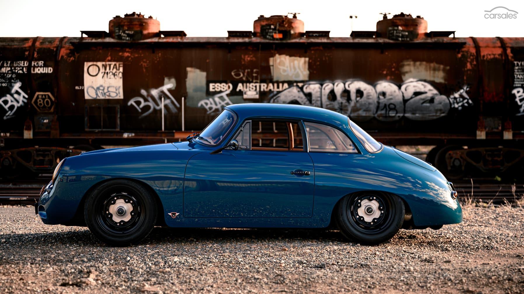 Porsche 356B Notchback '62 - Outlaw Thérapie... 1