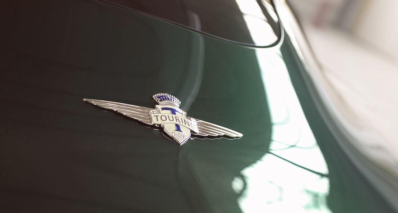 Touring Superleggera Disco Volante - L'Alfa 8C version Miss Univers ! 7