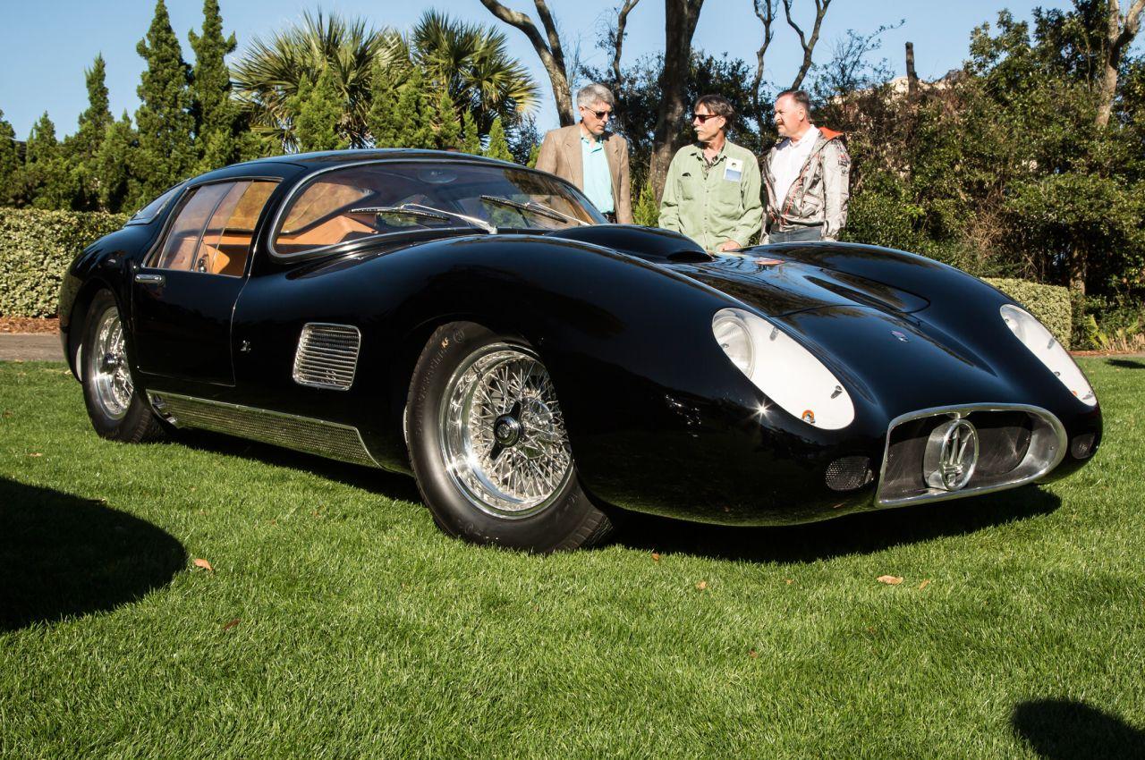 Zagato Mostro by Maserati – Le Néo-Rétro Level 600 ! 3