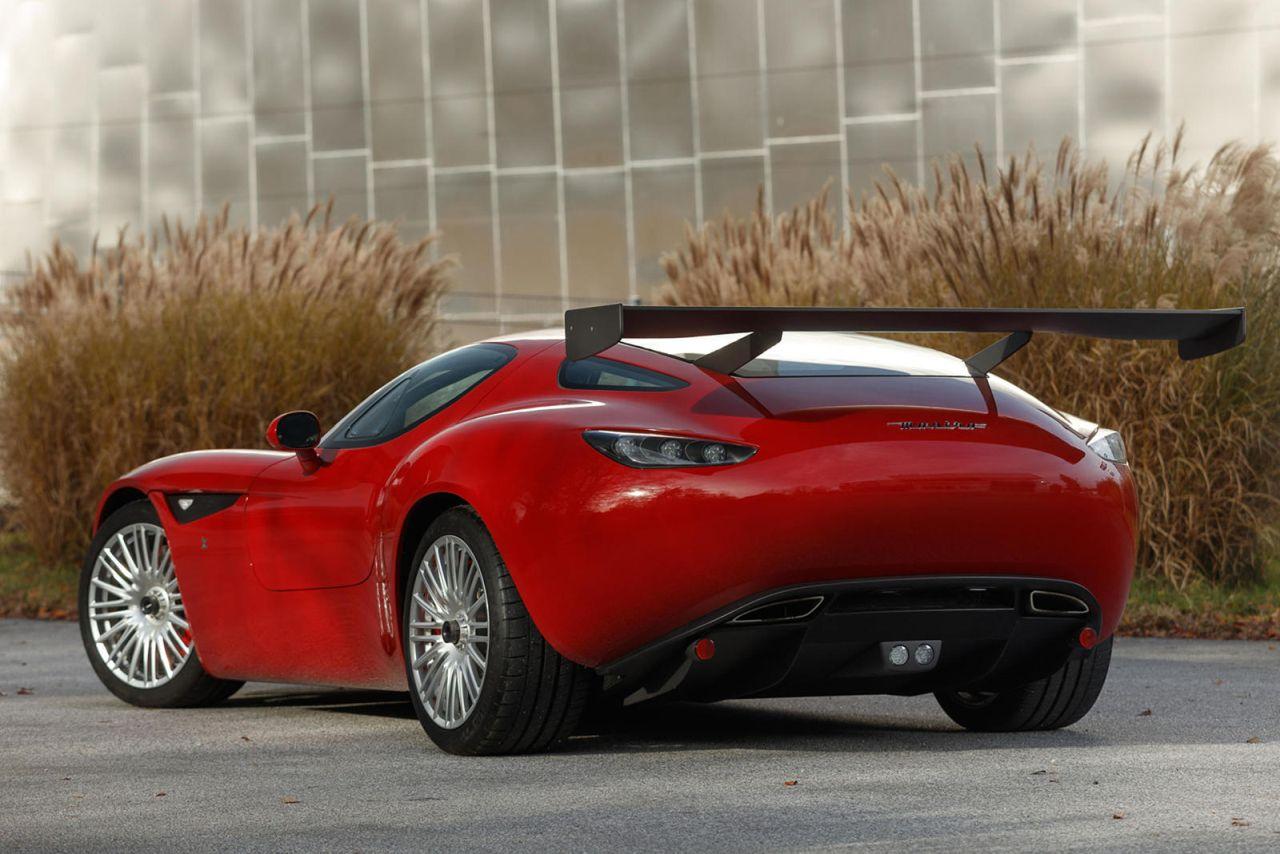 Zagato Mostro by Maserati – Le Néo-Rétro Level 600 ! 10