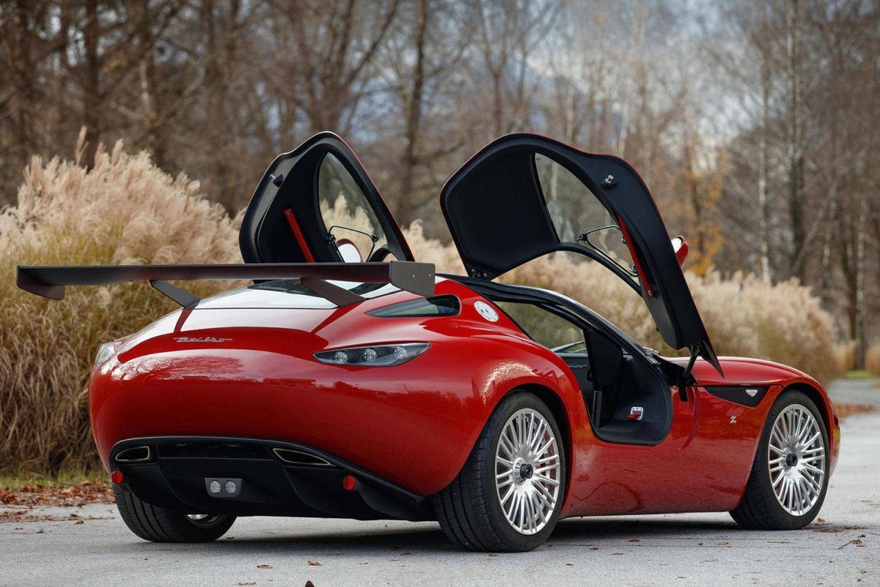 Zagato Mostro by Maserati – Le Néo-Rétro Level 600 ! 1