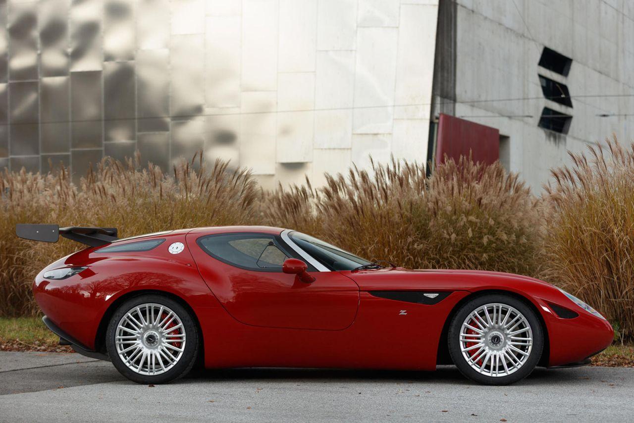 Zagato Mostro by Maserati – Le Néo-Rétro Level 600 ! 5