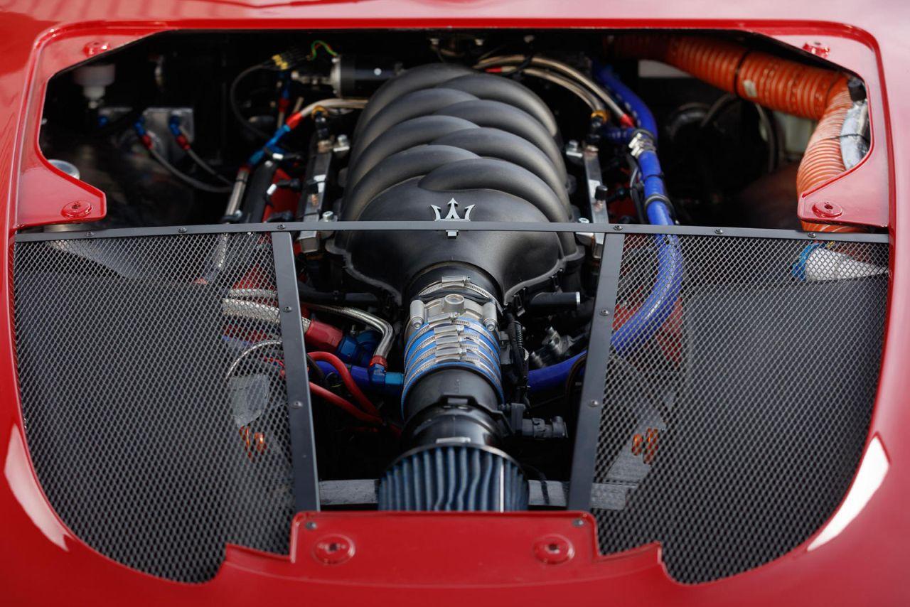 Zagato Mostro by Maserati – Le Néo-Rétro Level 600 ! 6