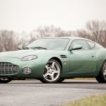 Aston Martin DB7 Zagato - L'autre DB7 !
