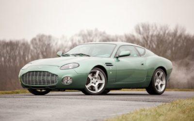 Aston Martin DB7 Zagato – L'autre DB7 !