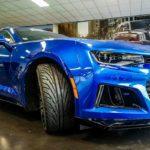 Chevrolet Camaro ZL1 2019 - Elle va vous bouffer !