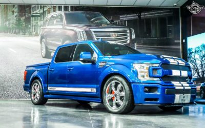 Ford F150 Shelby Super Snake – Inutile ? Donc indispensable !