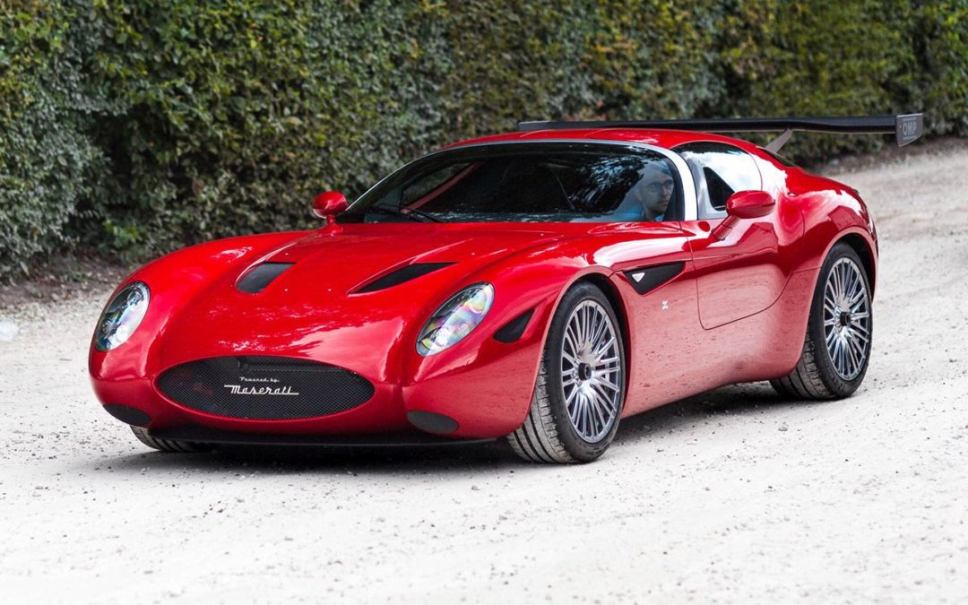 Zagato Mostro by Maserati – Le Néo-Rétro Level 600 !