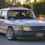 '88 Saab 900 Turbo - Avis de tornade scandinave en Californie...
