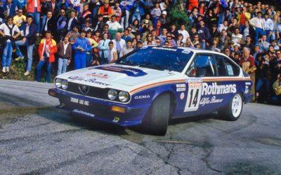 Alfa GTV6 et Alfa 75 V6 Gr.A… Libérez le Busso !