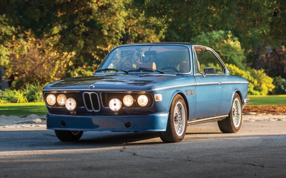BMW E9 3.0 CS 1974 – Quand Alpina y fout son nez…