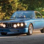 BMW E9 3.0 CS 1974 - Quand Alpina y fout son nez...