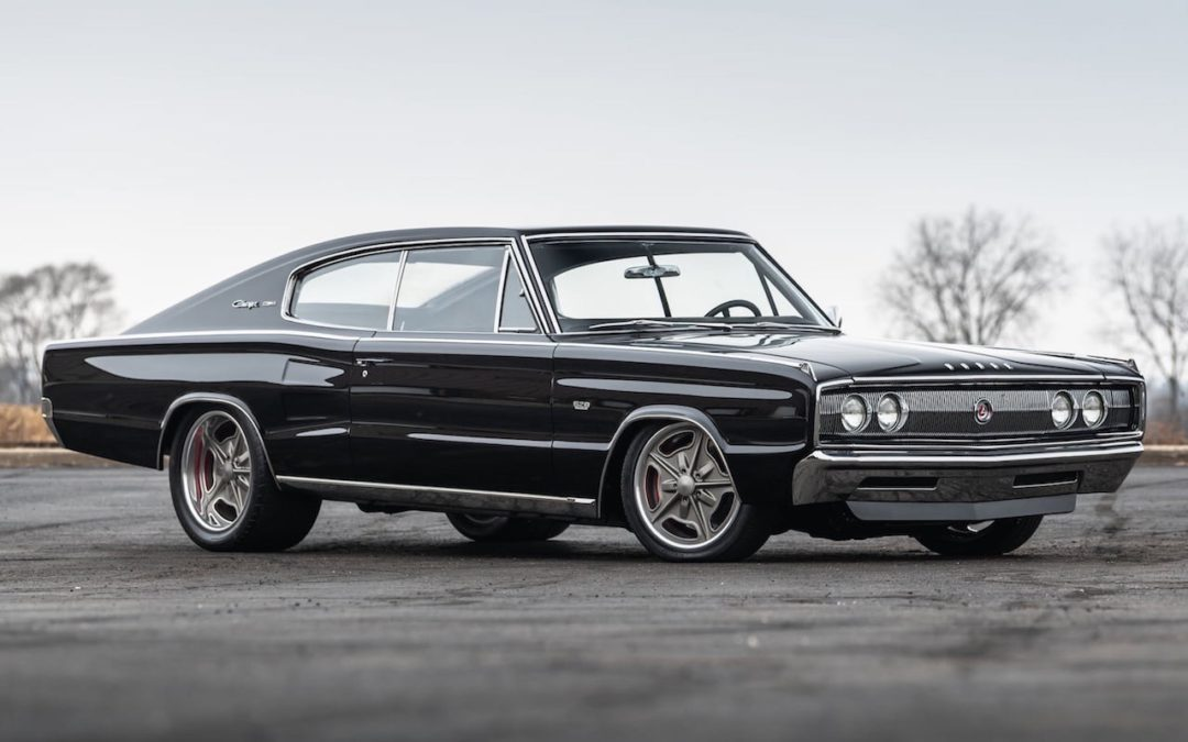 '67 Dodge Charger Restomod – Ouch !