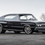 '67 Dodge Charger Restomod - Ouch !