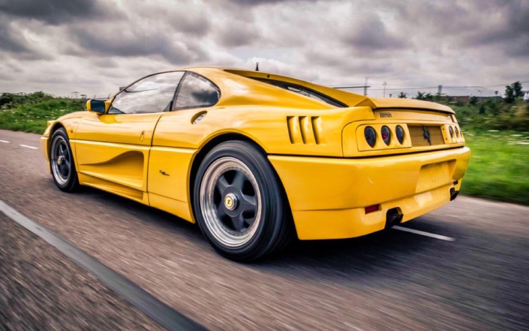'90 Ferrari 348 TB Zagato Elaborazione… C'est du style !