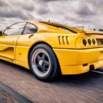 '90 Ferrari 348 TB Zagato Elaborazione... C'est du style !