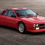 Lancia 037 Stradale... 100% Course !