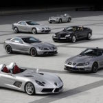 Mercedes SLR McLaren Stirling Moss - Bouquet final !