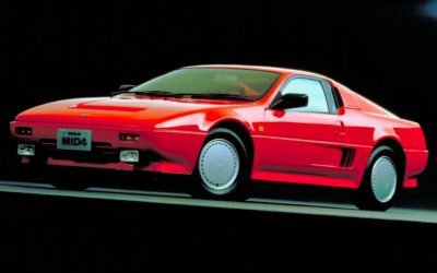Nissan AD-1, MID4 et MID4-II… Central arrière !