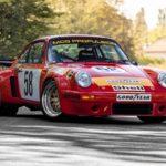 Porsche 911 RSR - 50% restomod, 50% course, 100% MCG Propulsion