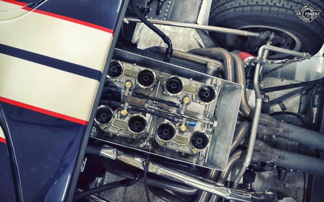 En mode central arrière… Alors moteur !