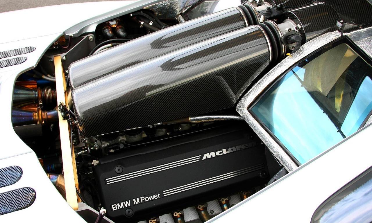 Un break BMW M5 E34 avec un V12 de McLaren F1 sous le capot... 4