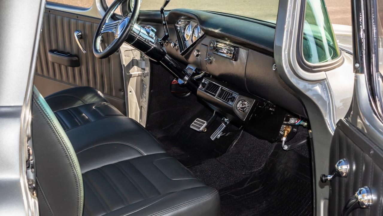'59 Chevy Apache Custom - La classe en utilitaire ! 7