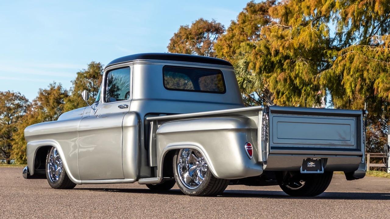 '59 Chevy Apache Custom - La classe en utilitaire ! 2