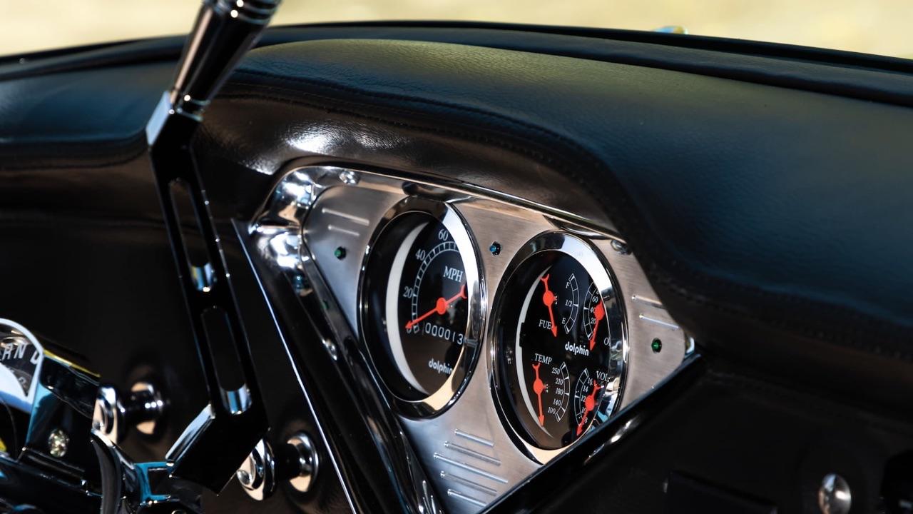 '59 Chevy Apache Custom - La classe en utilitaire ! 5